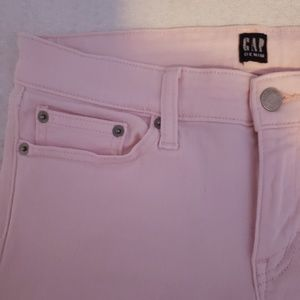Light Pink GAP Skinny Jeans